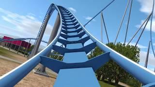Kings Island Giga, 2020 Attraction & Concept