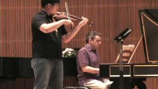 Uccellini: Sonata for Violin and Basso Continuo, Op. 5, No. 4