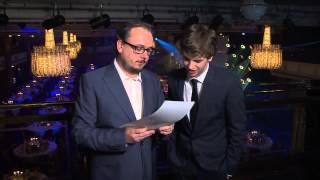 Interview 2015 Jameson Empire Awards
