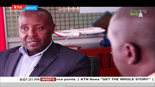 KQ Ag CEO Kilavuka reveals strategies put in place to salvage the airline Part One | TRADING BELL