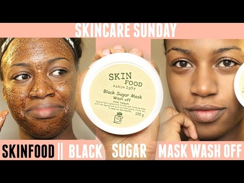 Black Sugar Perfect Cleansing Oil by Skinfood #10