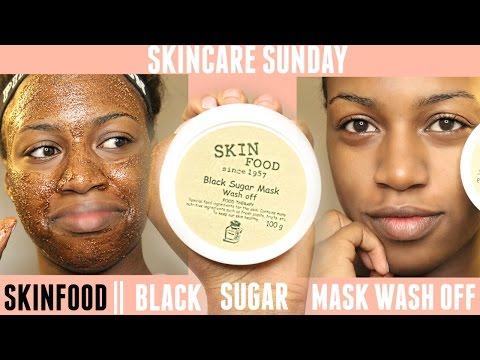Black Sugar Perfect Scrub Foam by Skinfood #4