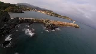 FPV DRONE SORTIE plongée