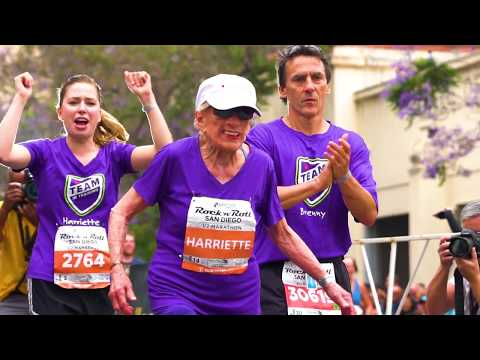New Half Marathon Record Set: Oldest Woman to Finish | Harriette Thompson | How Old? Read on...