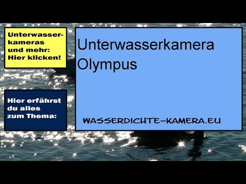 Unterwasserkamera Olympus