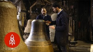 Handcrafting Papal Bells with Italy