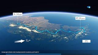 Microsoft Flight Simulator 2020 Bush Trip Patagonia