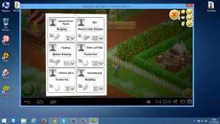 Hay Day Bilgisayarda Nasıl Oynanır? Sesli Anlatım / How To Play Hay Day On Windows?