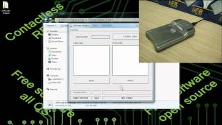 RFID MIFARE® and NFC Reader Writer Programing - Java