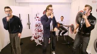 The Baseballs: Rockin' Around the Christmas Tree, Rudolph The Red Nosed Reindeer, Let It Snow