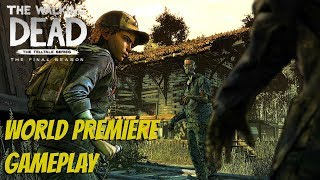 "The Walking Dead:Season 4: ""The Final Season"" Gameplay World Premiere Livestream - twd s4 gameplay 