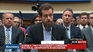 Jack Dorsey Says Twitter Unfairly Filtered 600,000 Accounts