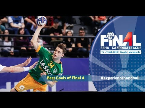Best goals of Final 4