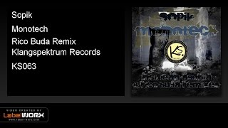 Sopik - Monotech (Rico Buda Remix)