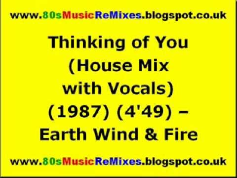 80smusicremixes thinking of you house mix with vocals for 80s house music mix