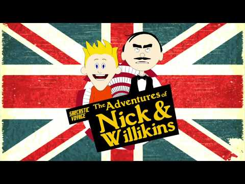 The Adventures of Nick & Willikins - official trailer thumbnail