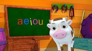 Las vocales - Aprendamos Cantando con Atiempo Preescolar
