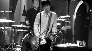 NEW TOWN VELOCITY by Johnny Marr live@ Paradiso Noord 1-11-2014