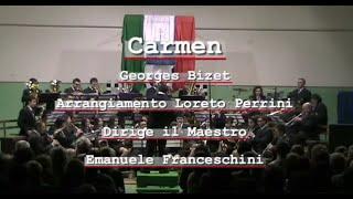 preview picture of video 'Banda di Casto (BS) - Carmen'
