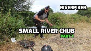 Small river chub (1 of 4) - (video 206)