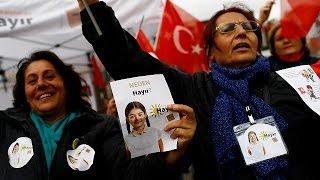 Turkey-EU relations reaching a