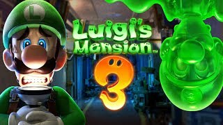 Luigi's Mansion 3 - FULL GAME Walkthrough Gameplay No Commentary