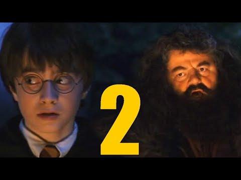 Harry Potter - Vánoční stromeček (parodie - PART 2/2)