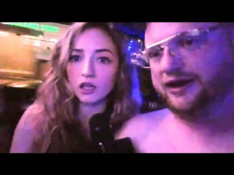 Ice Poseidon Party Bus 🔴 Burger Planet LIVE Daily Vlog