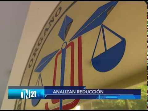 Plantean revisión de reducción de presupuesto al órgano judicial