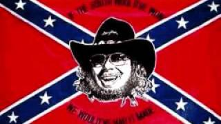 """Video thumbnail of """"Hank Williams Jr.- If The South Would Have One"""""""