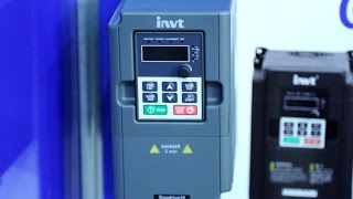 Перетворювач частоти INVT GD10-2R2G-S2-B от компании ПКФ «Электромотор» - видео