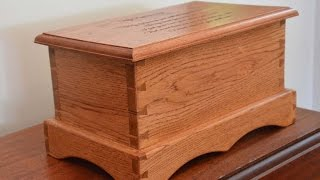 A Keepsake Box For Becky