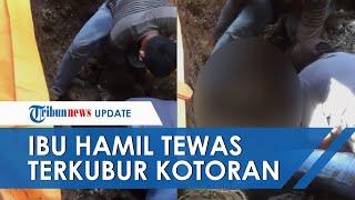 Dituduh Selingkuh, Ibu Hamil di Riau Ditemukan Tewas Penuh Kotoran, Adik Ungkap Firasat Tak Enak