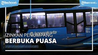 Izinkan Penumpang Buka Puasa di Bus, Transjakarta Ungkap Menu yang Dibolehkan dan Dilarang