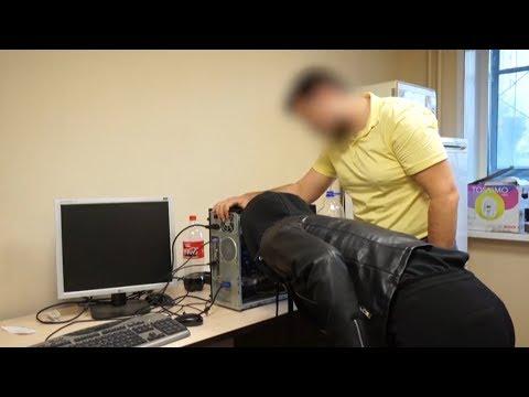 Пранкеры и развод при ремонте компьютеров