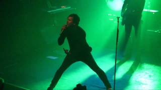 Angels and Airwaves - Hallucinations (live @ La Cigale, Paris 30-01-2011)