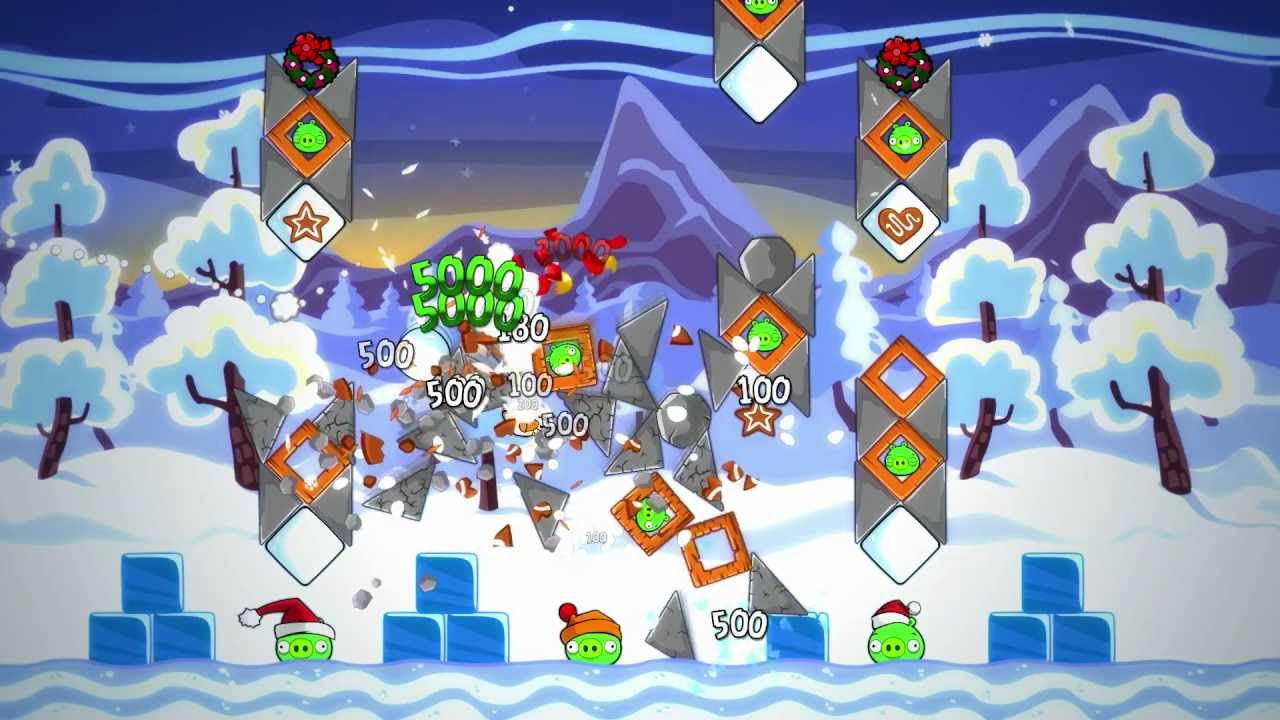 Reign In Your Rage With The First Angry Birds Trilogy DLC