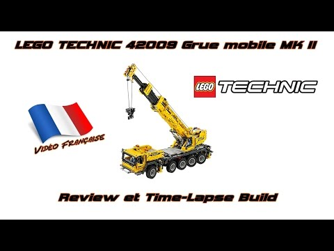 Vidéo LEGO Power Functions 88003 : Moteur-L Power Functions
