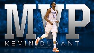 Kevin Durant Highlight Mix - MVP