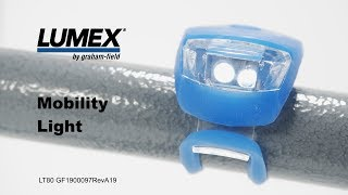Lumex LT80 Mobility Light Youtube Video Link