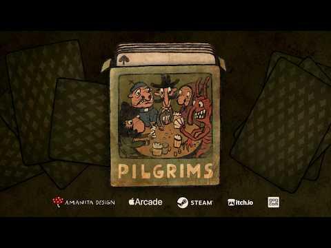 《機械迷城》開發商新作《Pilgrims》預告