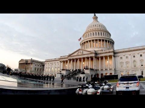 Who is 'designated survivor' at inauguration?