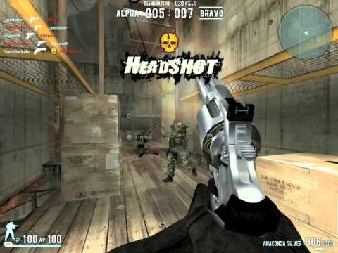 Combat Arms - online FPS zdarma