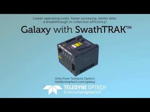 Galaxy with SwathTRAK