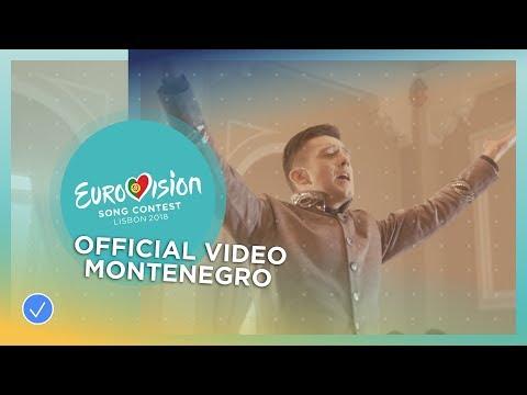 Vanja Radovanovic - Inje - Montenegro - Official Music Video - Eurovision 2018