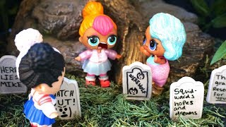 LOL SURPRISE DOLLS Get Lost During Recess At School! Lol Surprise Doll Videos