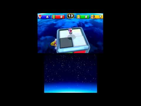Mario Party Island Tour Minigames: Claiming the Cube