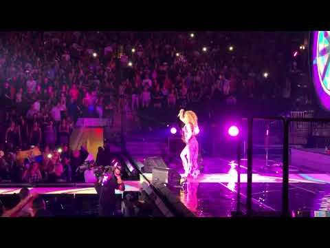 Shakira La bicicleta Madison Square Garden New York 08/10/2018