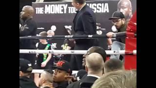 Floyd vs McGregor  BOX vs MMA