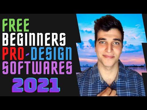 BEST Graphic Design Software FREE (2021)